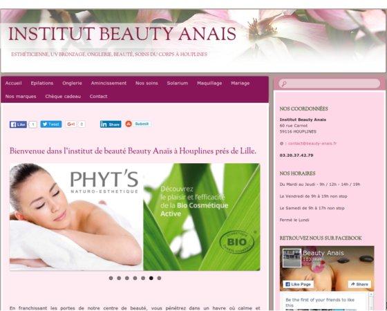 Institut Beauty Anais