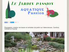 Le jardin passion Aquatique Passion