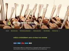 screen Extrait de cuisine