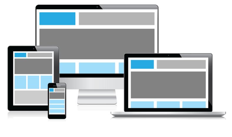 Un site Web chez Everest concept est un site Responsive