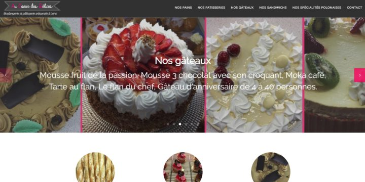 Boulangerie Au Cœur Des Délices – Lens