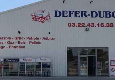 Mise à jour du site Defer-Dubois