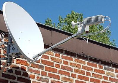 Création du site kalliste-internet-satellite.fr