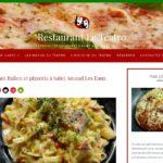 Refonte du site internet du restaurant le téatro